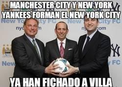 Enlace a Villa con pie y medio en Nueva York