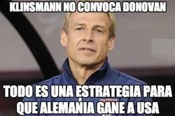 Enlace a Y es por esto que Klinsmann no convocó a Donovan