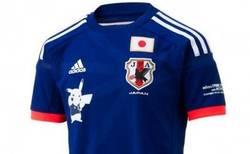 Enlace a Pikachu en la camiseta de Japón para el Mundial, los frikis pueden estar orgullosos