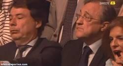 Enlace a GIF: Florentino al ver que Cristiano puede perderse el Mundial