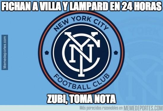 327710 - Zubi, toma nota del New York City