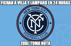 Enlace a Zubi, toma nota del New York City