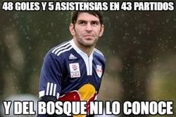 Enlace a Del Bosque, ¿te suena Soriano?