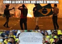 Enlace a Muchas revueltas pero al final, todos a seguir el Mundial