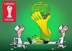 Enlace a Una Copa nunca había sido tan frágil