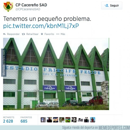 328599 - El Cacereño se toma con humor la abdicación de Juan Carlos