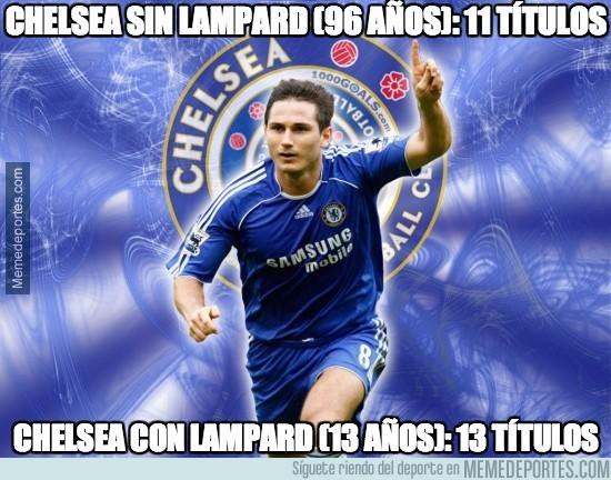 328763 - Hay un antes y un después de Lampard en el Chelsea