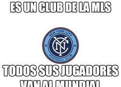 Enlace a Es un club de la MLS