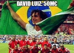 Enlace a David Luiz: 50M€