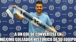 Enlace a Cuidado, CR7 y Messi, que Villa va a por el record histórico