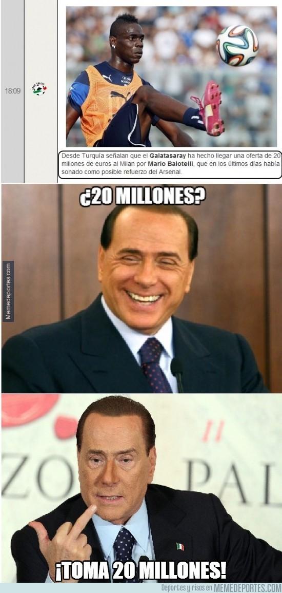 329766 - ¿Sólo 20 millones por Balotelli?