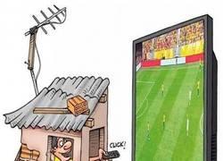 Enlace a Mientras dure el Mundial, mucho quejarse pero todos a verlo