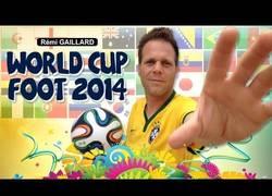 Enlace a VÍDEO: Tributo de Rémi Gaillard al Mundial