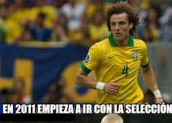Enlace a David Luiz es la bestia negra de Alex