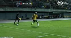 Enlace a GIF: Esperemos que contra España mantengan el nivel: Jogo Bonito Australiano