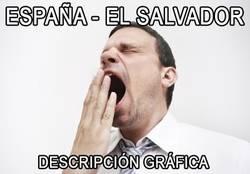 Enlace a España - El Salvador (Descripción Gráfica)