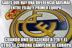 Enlace a Real Madrid y Real Madrid B
