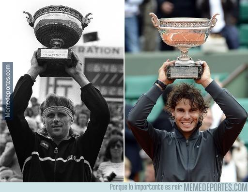 331897 - Nadal supera a Björn Borg. 5 Roland Garros seguidos