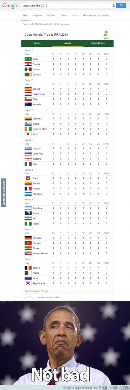 332162 - Ahora Google te ayuda a seguir los resultados de los partidos del mundial