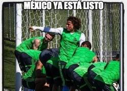 Enlace a México ya está listo para recibir el mundial