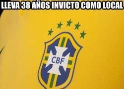 Enlace a ¿Alguien más tiene la sensación que este mundial está hecho para que lo gane Brasil?