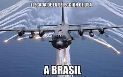 Enlace a Estados Unidos también llega a Brasil