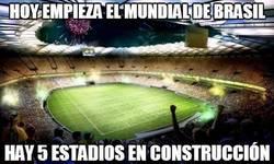 Enlace a Hoy empieza el Mundial de Brasil