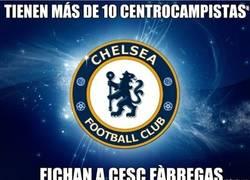 Enlace a El Chelsea no hace nada más que fichar centrocampistas