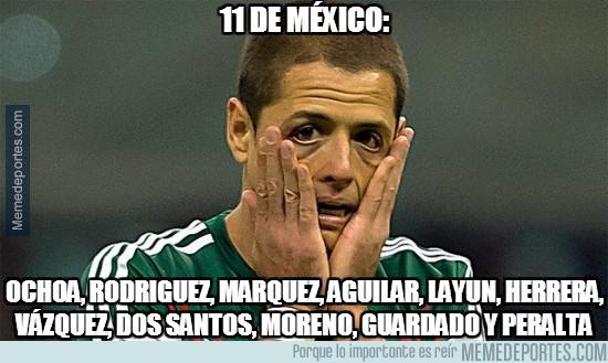 334653 - Chicharito, ni con México