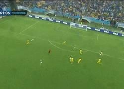 Enlace a GIF: ¡Y por fin llega el gol de México!