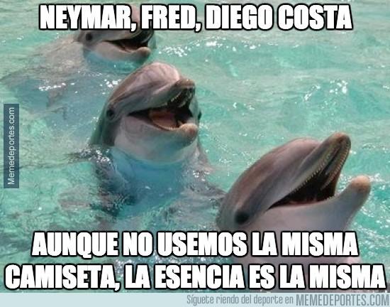 334889 - Neymar, Fred, Diego Costa. Esencia brasileña