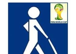 Enlace a Nueva señal para el Mundial