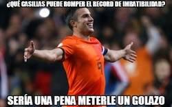 Enlace a Adiós al récord de Casillas