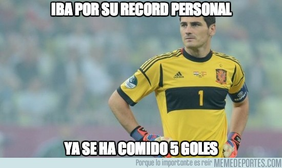 335074 - Mal día para Casillas