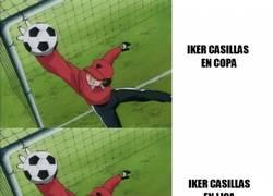 Enlace a Casillas esta temporada