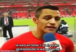 Enlace a GIF: ¡Atención! Alucinantes declaraciones de Alexis tras el partido