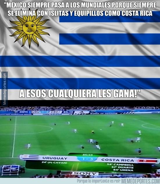 336977 - Humildad para los uruguayos