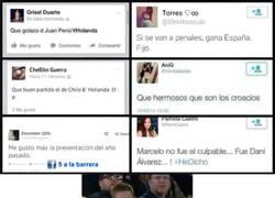 Enlace a GIF: Qué peligro tienen las mujeres viendo el Mundial y twitter al lado