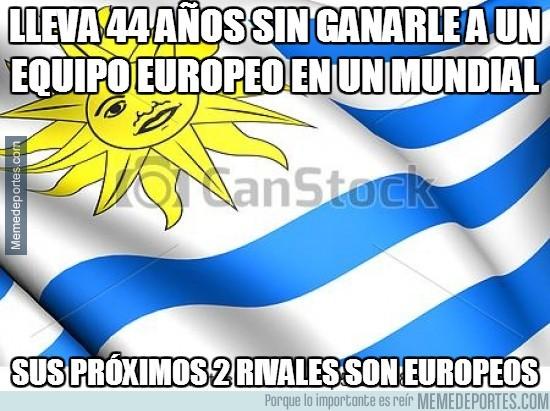 338236 - Esto no pinta muy bien para Uruguay :(
