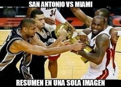 Enlace a San Antonio vs Miami