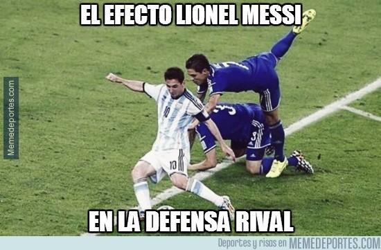 338395 - El efecto Lionel Messi