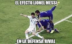 Enlace a El efecto Lionel Messi
