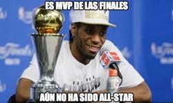 Enlace a Es MVP de las finales