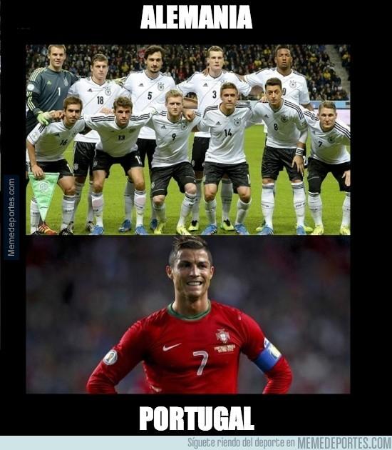 338564 - Alineaciones del Alemania-Portugal