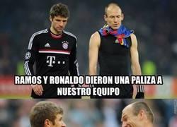 Enlace a La venganza de Müller y Robben