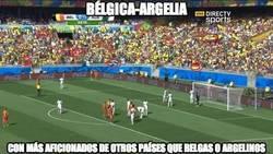 Enlace a ¿Dónde están los belgas y argelinos?