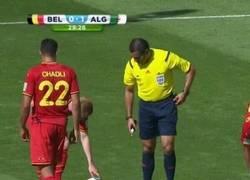 Enlace a Creo que el árbitro se ha pasado de la raya
