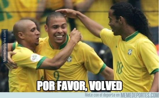 339955 - Por favor, volved, este Brasil no es lo mismo