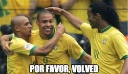 Enlace a Por favor, volved, este Brasil no es lo mismo