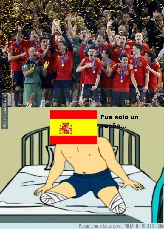 340839 - España, todo fue un sueño